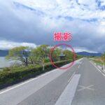 琵琶湖・湖上木地図